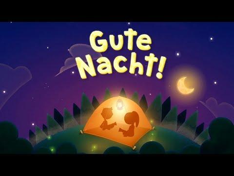 Gute Nacht! ⭐️ NEUE Einschlaf-Geschichte mit Musik 🌝 Beste Kinder Apps