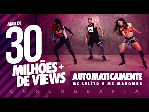 Música Automaticamente MC Leléto e MC Maromba