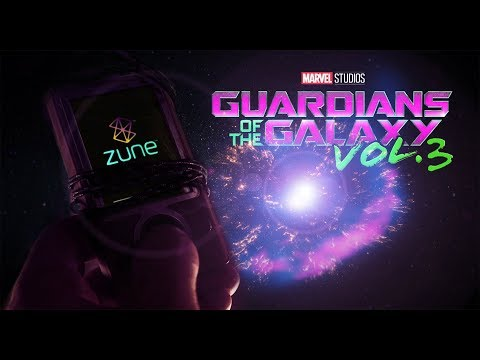 Guardians of the Galaxy: Awesome Mix Vol. 3 (Fan Made)
