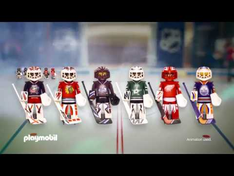 Game on with PLAYMOBIL NHL® Hockey