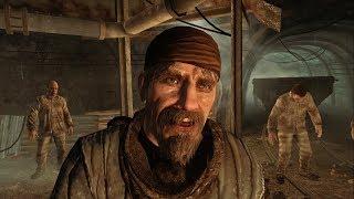 Call Of Duty: Black Ops 1 - Epic Prison Break Mission - Vorkuta