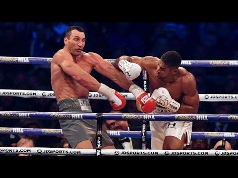 Guy Smarts: How to train like heavyweight boxing champ Anthony Joshua