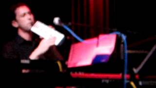 "Aaron Freeman (aka Gene Ween) performing ""Drifter In The Dark""  5/9/12 @ 92Y Tribeca Mainstage"