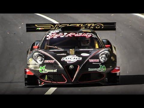 Hillclimb Monsters at FIA Masters 2018: Prospeed Audi S1, SLK340 Judd, Alfa 4C Picchio, Delta Evo!