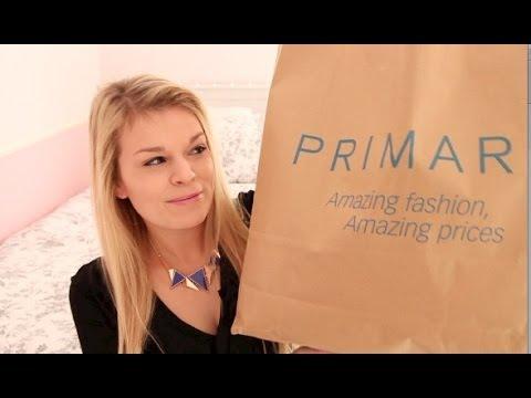 Primark Shoplog: februari 2014