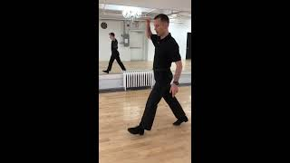 Video 1 from Anton – Ballroom Exercise