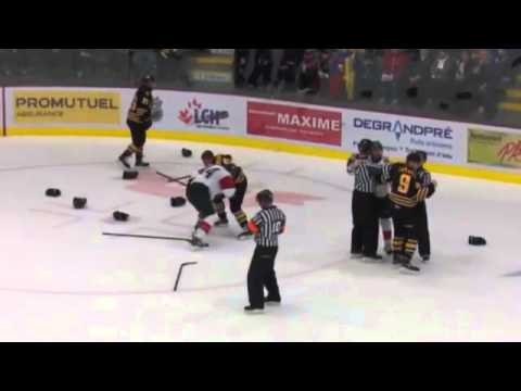 Yan Pavel Laplante vs. Kelly Bent