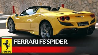 Ferrari F8 Spider - Official Video