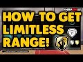 How To Get Limitless Range NBA 2K16! In 1 Game!
