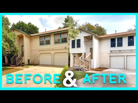 House Flip Before and After: How We Turned a Split-Level Home Into a Modern Open Concept Layout