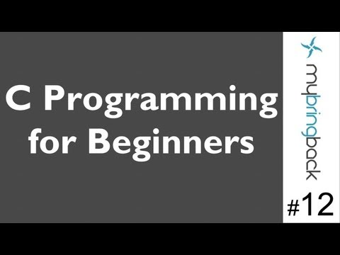 Learn C Programming Tutorial 1.12 Modulus