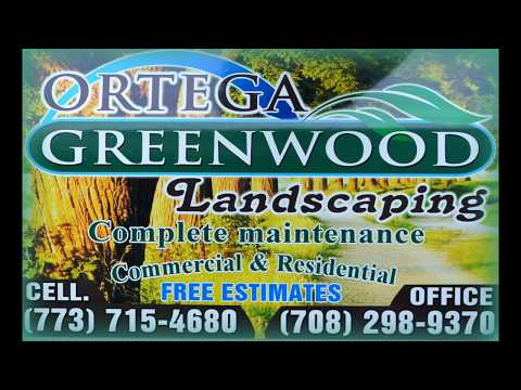 Call Ortega Greenwood Landscaping for your Landscaping Needs!