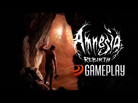 Gameplay de Amnesia: Rebirth