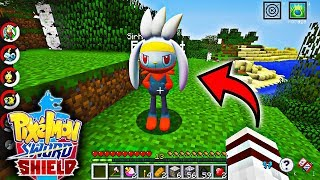 Raboot  - (Pokémon) - O MELHOR POKÉMON DE GALAR ! RABOOT !! - Minecraft PIXELMON SWORD and SHIELD #4