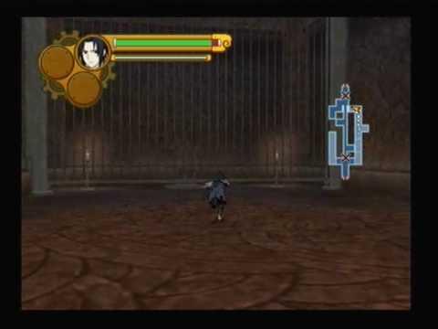 Video Naruto Ultimate Ninja 5 How to unlock classic Sasuke (Sasuke in master mode) - part 18