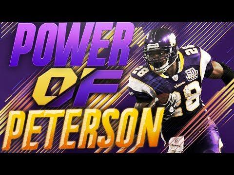 POWER OF PETERSON EPISODE 11 | FORGOTTEN UPGRADES | Madden 18 Ultimate Team