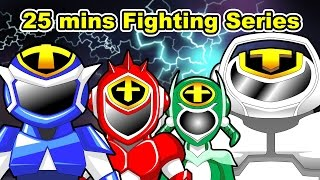 "25 mins Citi Heroes Series 8 ""Fighting"""