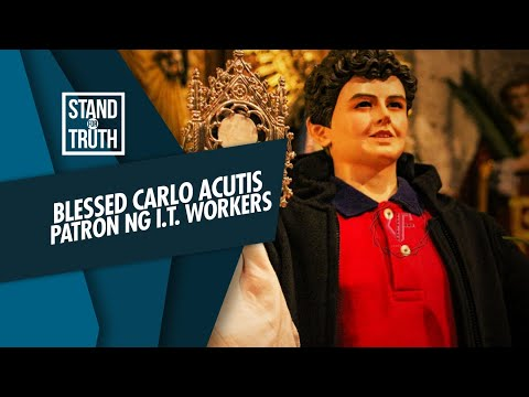 [GMA]  Stand for Truth: Blessed Carlo Acutis, kilalanin!