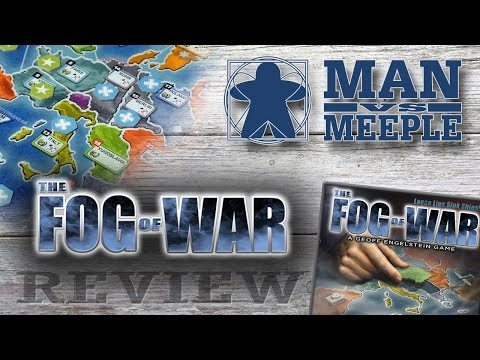 The Fog of War Review by Man Vs Meeple