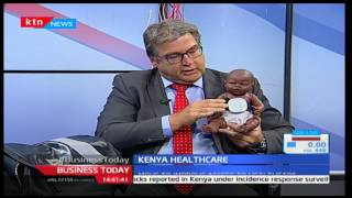 East Africa Healthcare Agenda: Roelof Assies-GM,Philips East Africa