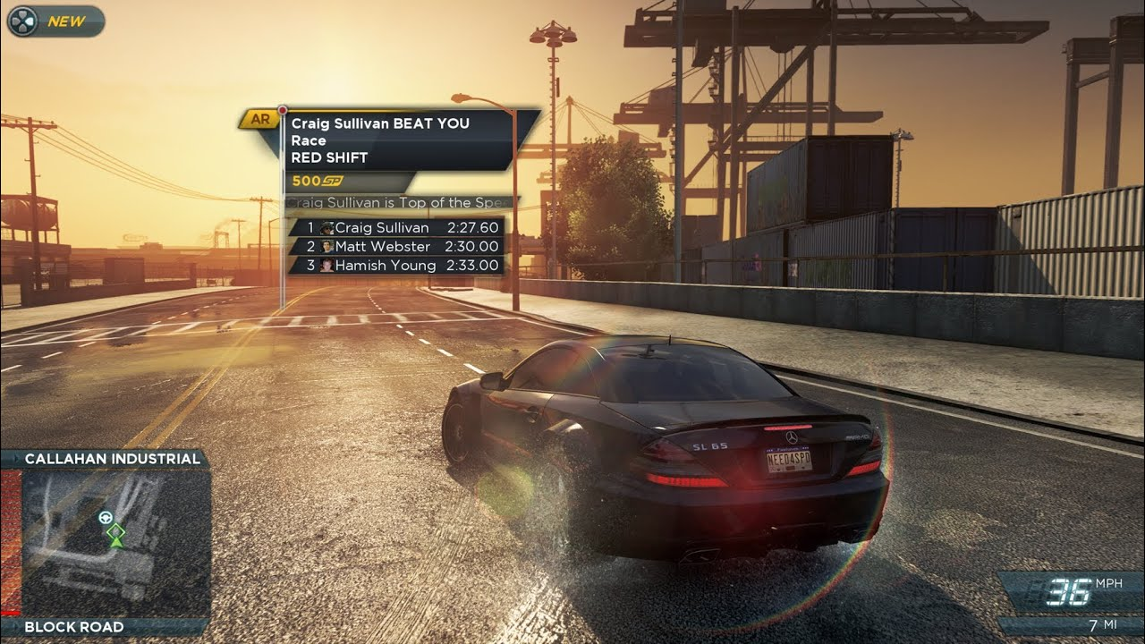 Combining The Best Of Burnout With The Best Of Need For Speed