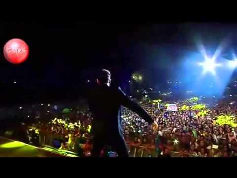 DAVID BISBAL QUIEN ME IBA A DECIR / Chile 2015