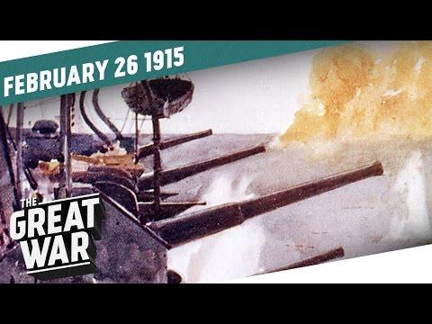 Přípravy k invazi na Gallipoli - Velká válka