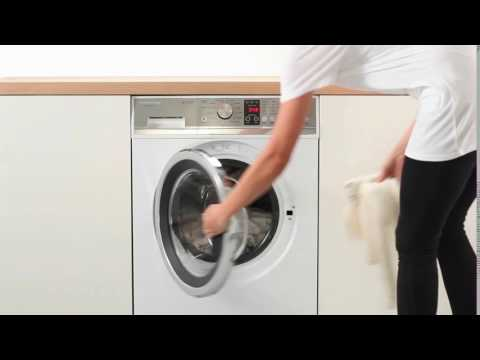 Fisher & Paykel Freestanding Washing Machine WM1490F1 - White Video 1