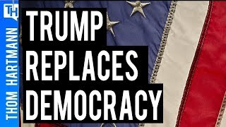 Does Trump Want Autocracy to Replace Liberal Democracy?