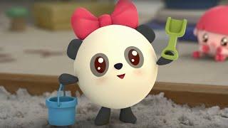 Малышарики - Ведёрко - 15 серия обучающие мультфильмы для малышей 0-4