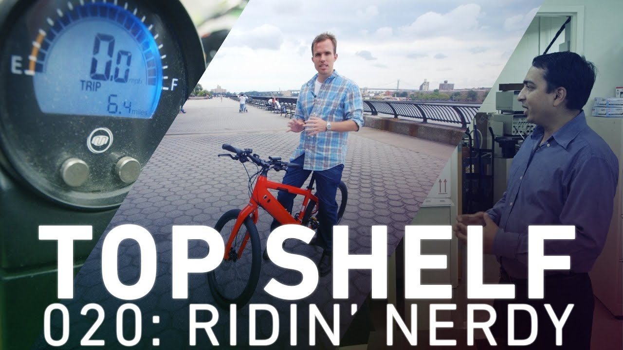 Top Shelf: the future of electric bikes and biking thumbnail
