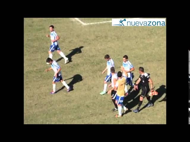 VFBC-UA Cerrito: Las jugadas y los goles de la primera final
