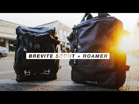 Best EVERYDAY TRAVEL Camera Bags!? – Brevite Scout + Roamer Backpack Review