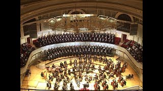 Beethoven 9   Chicago Symphony Orchestra   Riccardo Muti (Part 1)