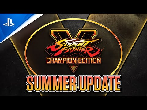 Street Fighter V summer update: New characters, esports news, and more