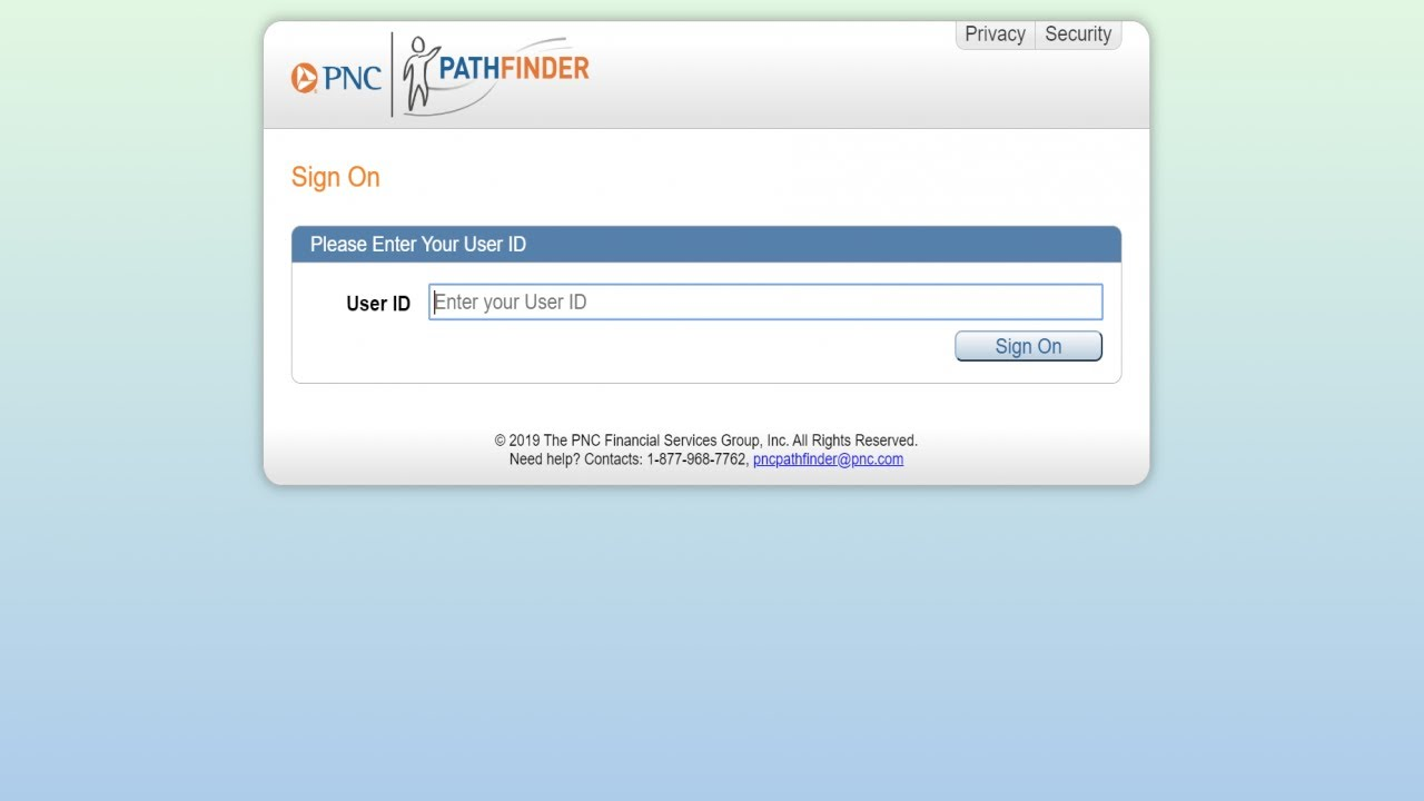 PNC Bank pathfinder active employee login