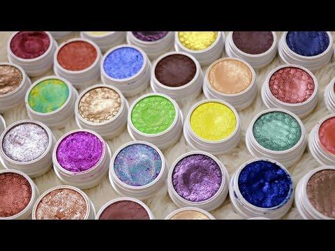 Colourpop x Kathleen Lights So Jaded Shadow Palette by Colourpop #7