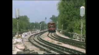 preview picture of video 'Steam Electric Diesel Hauled Trains At Preston Road'
