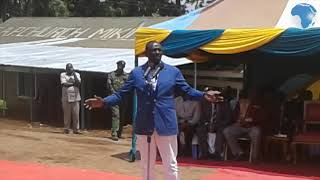 Deputy President William Ruto says he will continue with his