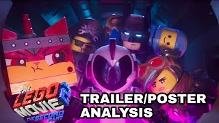The LEGO Movie 2: The Second Part Trailer and Poster ANALYSIS!