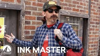 In Focus: Get to Know Oliver Peck | Ink Master