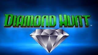 Diamond Hunt Slot - NICE SESSION, ALL BONUS FEATURES!