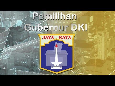 Quick Count Pilkada DKI Jakarta 2017