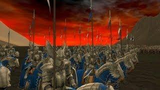 Le Courroux de Sauron - Partie 8 : Le Lieu des Cendres Grises (Third Age Total War)