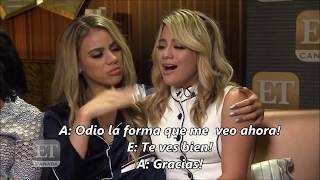 Entrevista ET Canada - Fifth Harmony- Subtitulado Español