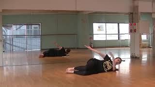 香音先生のダンス講座~腹筋・腹斜筋~のサムネイル画像