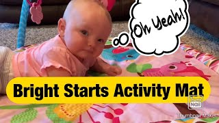 Bright Starts Activity Mat Review