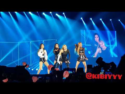 190120 BLACKPINK - Boombayah @ In Your Area Jakarta