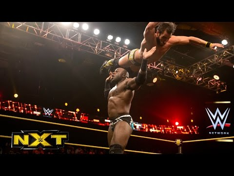 Apollo Crews vs. Johnny Gargano: WWE NXT, Sept. 30, 2015