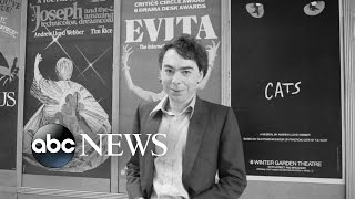 Andrew Lloyd Webber Takes Over Broadway